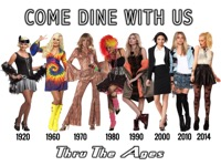Come Dine With Us Night Logo
