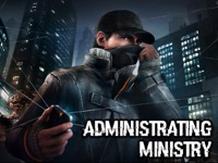 Administrating Ministry Logo