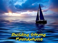 Building Strong Foundations