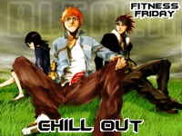 Chill Out Night Logo