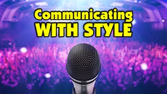 Communicating with Style Logo