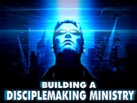 Building a Disciplemaking Ministry Logo