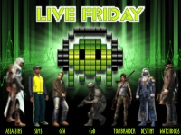 Live Friday Series