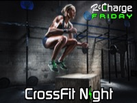 ReCharge CrossFit Logo