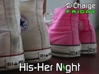 ReCharge His-Her Night Logo