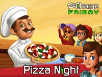ReCharge Pizza Night Logo