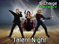 ReCharge Talent Logo